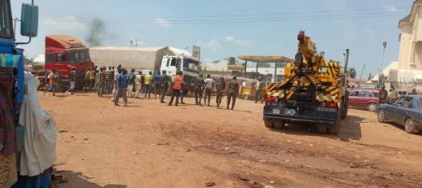 Niger State begins restriction of trucks