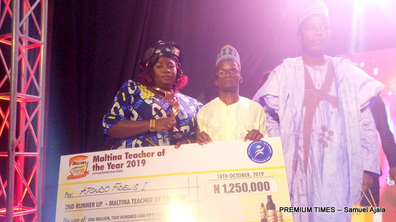 Abuja teacher emerges as Maltina Teacher of the Year