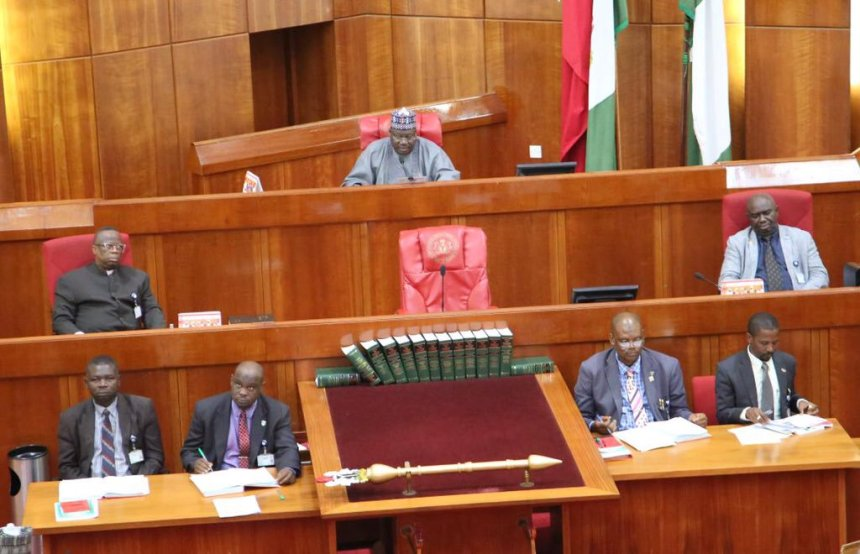 Senate in Plenary