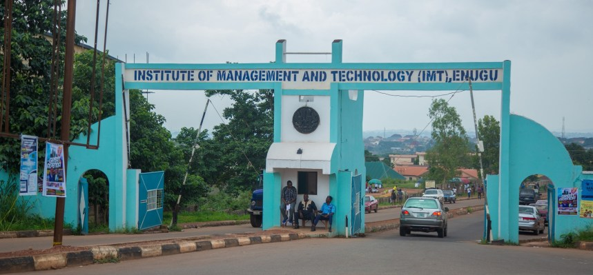 Institute of Management and Technology (IMT), Enugu