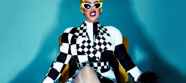 CARDI B (Photo Credit: Jora Frantzis)