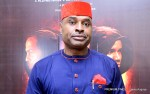 Kenneth Okonkwo pictured at the media screening of Living in Bondage in Lagos
