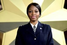 Met Police officer Khafi Kareem appeared on the Nigerian version on Big Brother source PA Wire PA Images