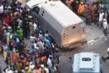 Tinubu's bullion van