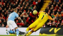 Liverpool's Sadio Mane scored the third goal (Photo Credit: Reuters on Google)