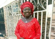 Salome Abuh, prominent PDP women leader in Kogi East [Photo: Facebook - Idoko Ameh]