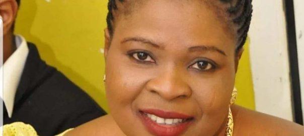 Temitope Ayoni Olaiya (Courtesy: Facebook Page of Kayode Ogundamisi
