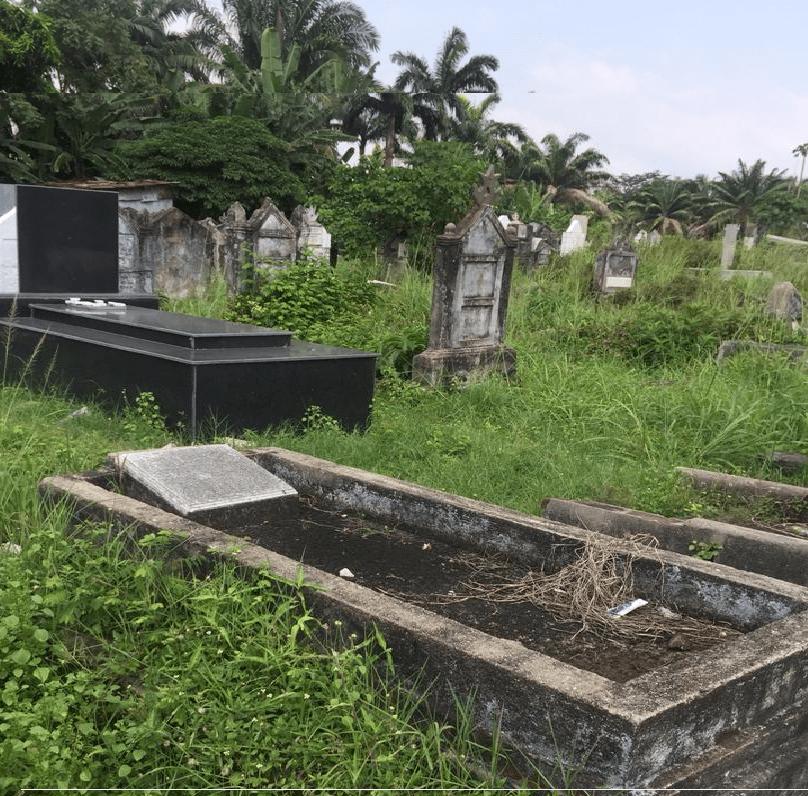 Lagos public cemeteries in deplorable state - Premium Times