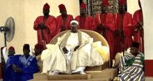 Kyari El-Kanemi, The Shehu of Bama