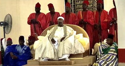 Kyari El-Kanemi, The Shehu of Bama