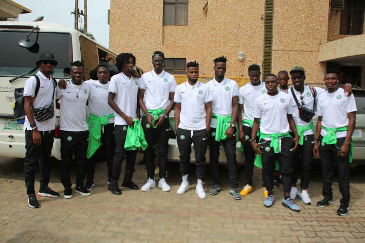 Olympic 2019 eagles [@NGRsports]