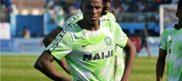 Super Eagles Player Victor Osimhen