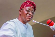 Gboyega Oyeola [PHOTO: THISDAYLIVE]