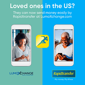 LUMOXCHANGE Advert