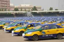 Abuja taxis