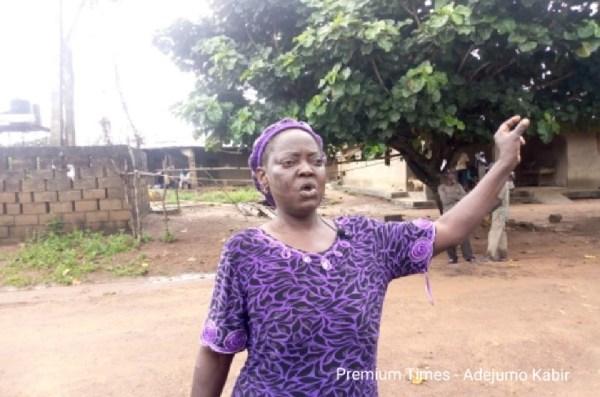 Awawu Ilebada @ Olorunda Community