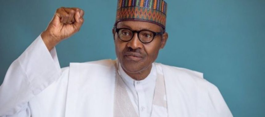 Muhmmadu Buhari [Photo: Presidency]