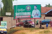 Sotitobire Miracle Centre, in Akure