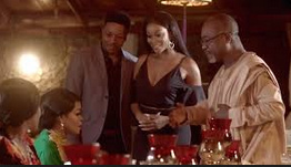 From Lagos With Love is the first feature film f ... known for hit online series The Men's Club..