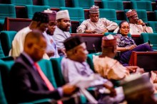 House of Reps. [PHOTO CREDIT: Official Twitter handle of the house of reps]