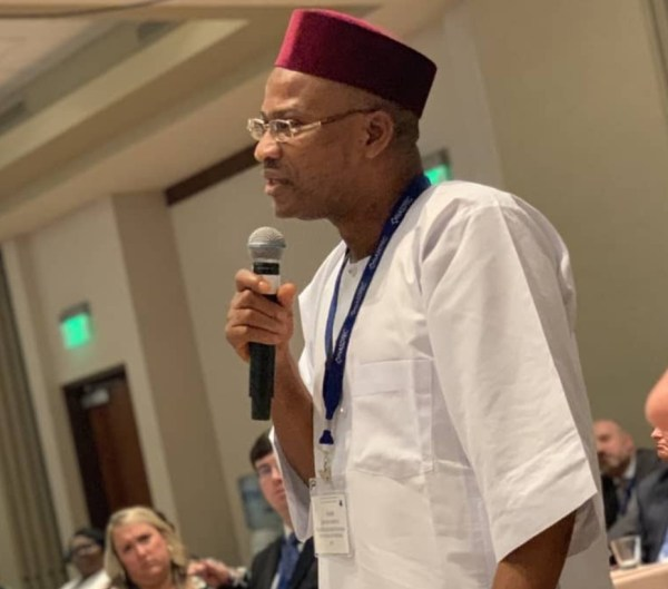 Professor Josiah Ajiboye, Registrar, Teachers Registration Council of Nigeria