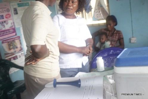 Mrs Miriam Ngwobia