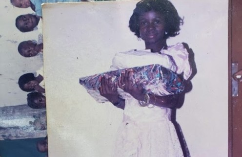 Joseph Musa's daughter who died during the war
