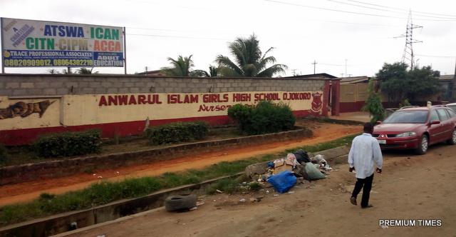 Ahmadiyya, Lagos