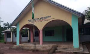 NDDC Health Centre converted to a private school