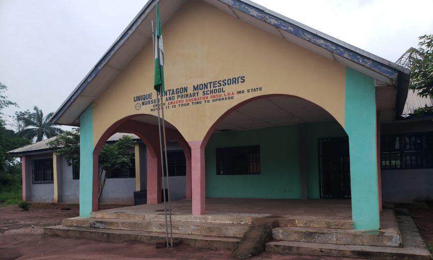 NDDC Health Centre converted to a private school