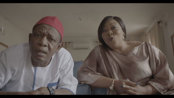 Nollywood stars, Nkem Owoh and Gloria Young also play prominent roles in 'Kpali'