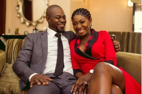 Nollywoodactress, Yvonne Jegede, shocked fans when she finally confirmed that her one-year-old marriage to Olakunle 'Abounce' Fawole has crashed