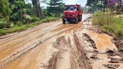 Umuezeala road in Ehime Mbano LGA.