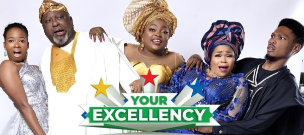 Cover poto of Your Excellency
