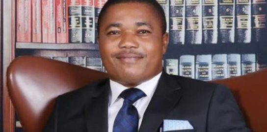 lawyer to Indigenous People of Biafra (IPOB), Ifeanyi Ejiofor. [PHOTO CREDIT: Daily Trust]