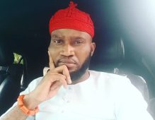 Ohimai Amaize, a former AIT presenter who fled Nigeria last year. [PHOTO CREDIT: Official Instagram account of Ohimai Amaize]