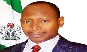 Accountant General of the Federation Ahmed Idris