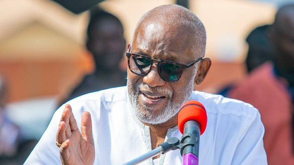 Akeredolu speaks on police altercation with embattled deputy governor
