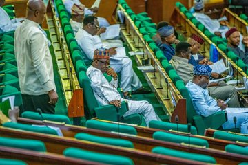 House of Representatives plenary