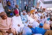 Nigerian politicians throng NUHU RIBADU'S sons' weddings in Adamawa...