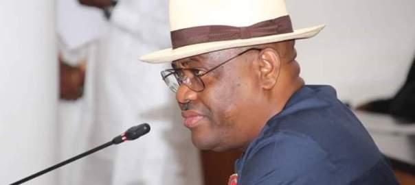 Governor Nyesom Wike [PHOTO CREDIT: @GovWike]