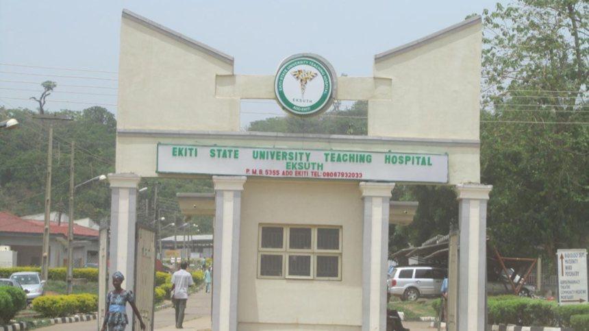 Ekiti State University Teaching Hospital (EKSUTH). [PHOTO CREDIT: The Guardian Nigeria]
