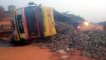 Truck Kills Four In Lagos-Ibadan Expressway Crash