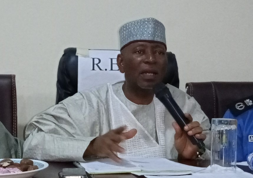INEC trains 3,456 ad-hoc staff for rerun elections in Kano(Photo: Nasir Ibrahim)