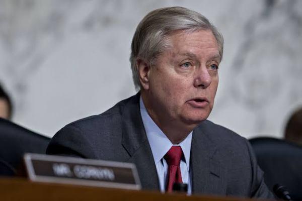 Lindsey Graham, another Republican senator. [PHOTO CREDIT: Time.com]