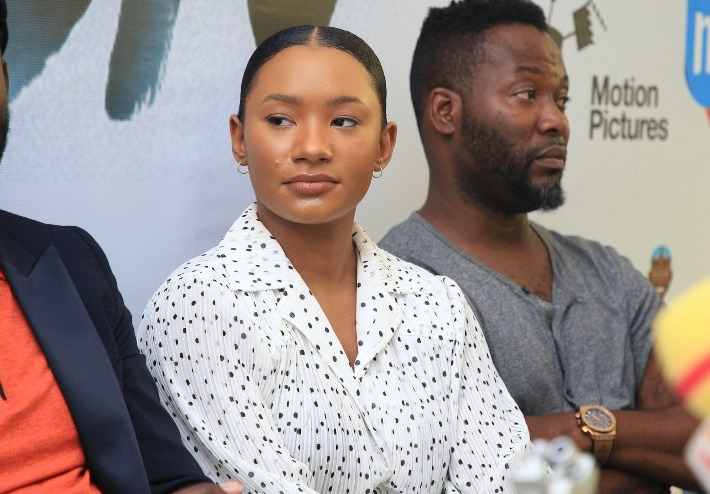 Temi Otedola makes her acting debut in Kunle Afolayan's movie CITATION
