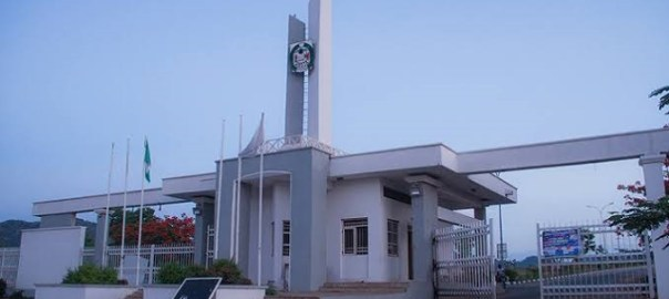 University of Abuja main entrance [[Photo: University Website]