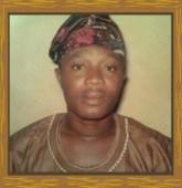 Late Shuaib Mulero Adeosun from Ipokia Local Government