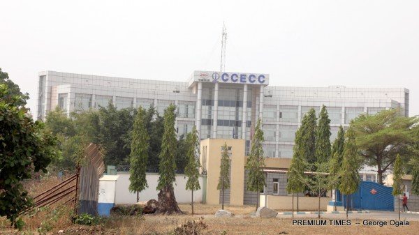 China Civil Engineering Construction Corporation (CCECC)
