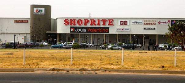Shoprite, Lugbe expressway Abuja.